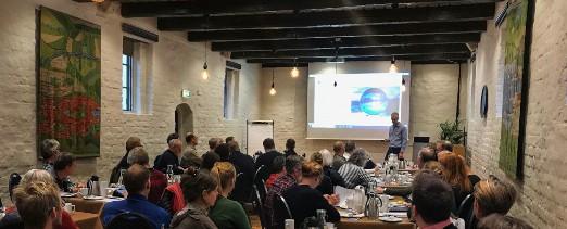 Rejseholdets kommunemøde i Korsør december 2019